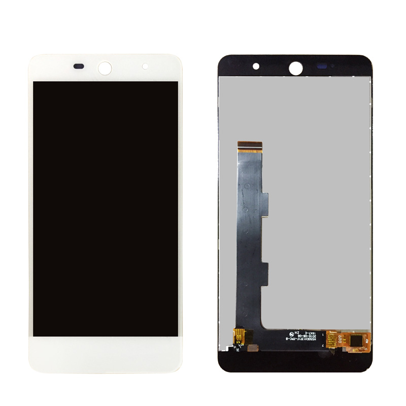 Black/White For Wileyfox Swift 2 Plus LCD Display+Touch Screen Assembly Accessories For Swift 2 Phone Lcd+free Tools