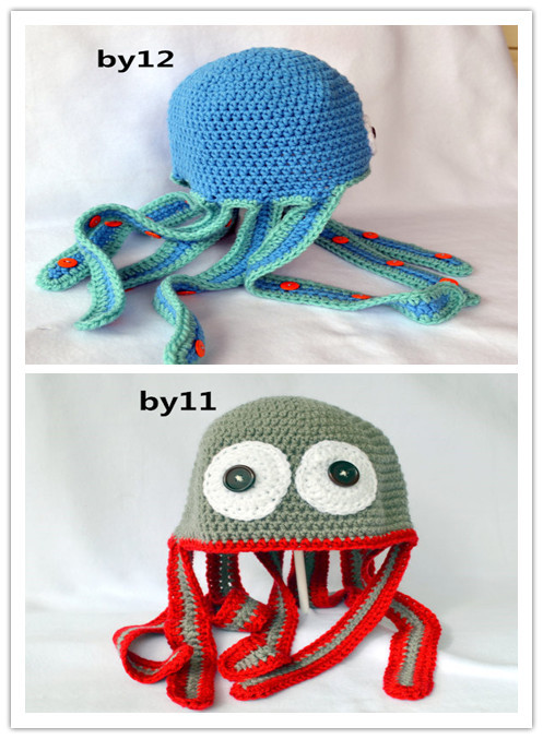 Crocheted Hat Octopus In First Walkers From Mother Amp Kids On Aliexpress Com Alibaba Group