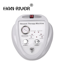 Electric breast pump vacuum suction cup therapy massager machine