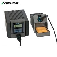 Original QUICK TS1100 90W LCD Digital intelligent Lead Free Soldering Rework Station Phone Repair