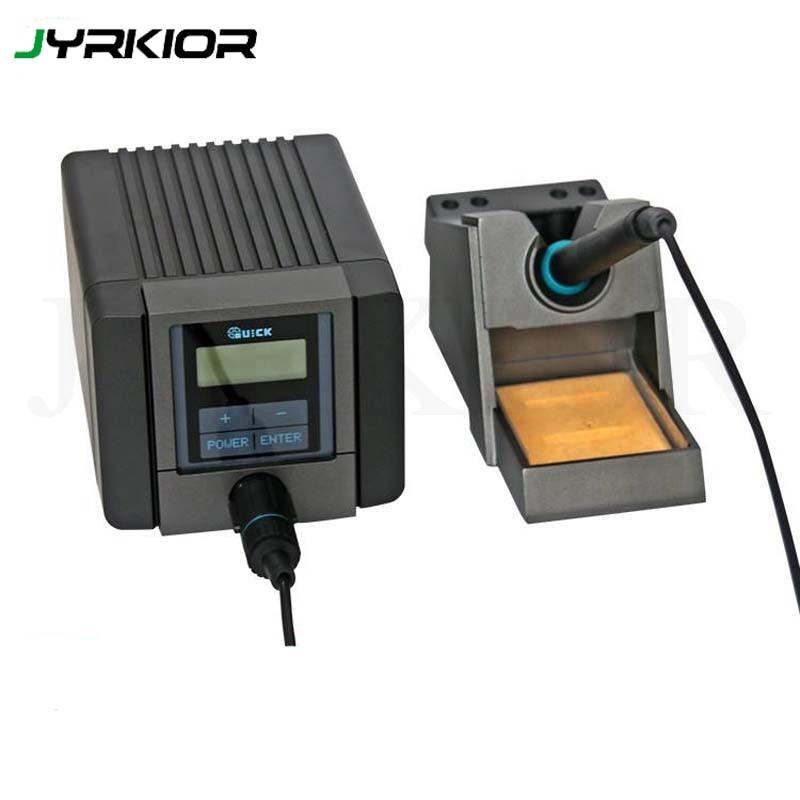 Réparation rapide originale de téléphone de Station de reprise de soudure sans plomb intelligente d'affichage à cristaux liquides de TS1100 90W