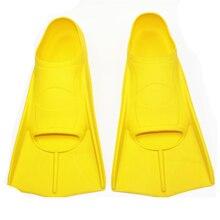 Профессиональный тренировочные ласты гибкие ласты для дайвинга S-XL ластах силикона Подводное Плавание Дайвинг ласты погружной стопы