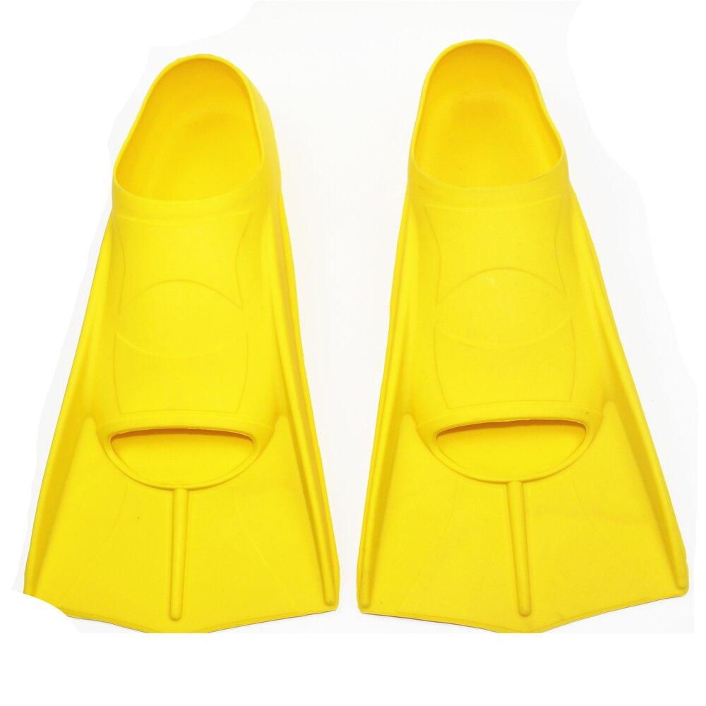 Professionelle Ausbildung Flossen flexible Tauch schuh S-XL Schwimmen flossen silikon Schnorcheln Tauchen Flossen Tauch Fuß