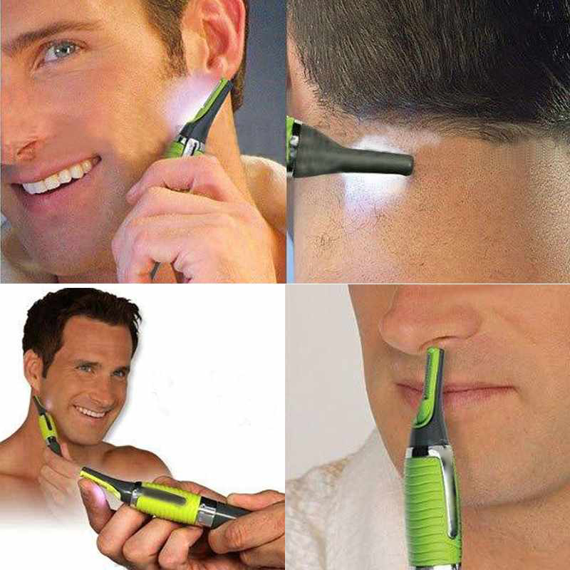 Personal Face Care Stainless Steel Ear Nose Hairs