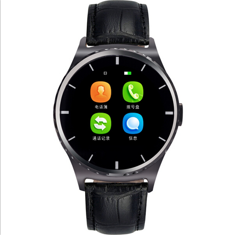 Bluetooth Smart Watch L5 Waterproof Heart-Rate Test Noctilucent With Sim Card TF card Connectivity For IOS iphone and android настольная лампа декоративная maytoni luciano arm587 11 r