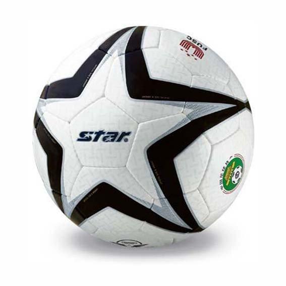 Free shipping! High quality Match use Star Soccer Ball/Football Size 5 SB465 Polaris 101 Gift: gas pin & net bag