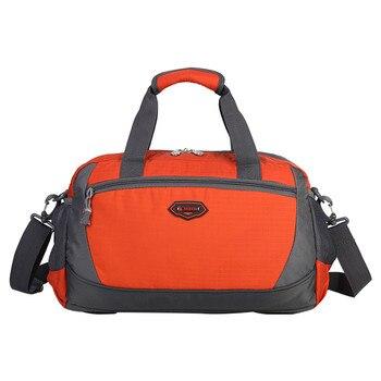 118da6431375 2019 мужские дорожные сумки большой емкости Женские багажные дорожные сумки  Дорожная сумка на плечо для поездки непромокаемая