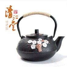 0.6л чугунный чайник, Shochiku mei чайник