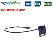 Mini AHD Dome camera 5MP XVI/4MP AHD camera HD CCTV Security Camera  Analog Video camera AHD for home use with 3.7mm lens