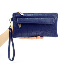 2019 New Girl Women Lady PU Leather Wristlet Clutch Wallet Long Card Holder Purse Handbag Bag