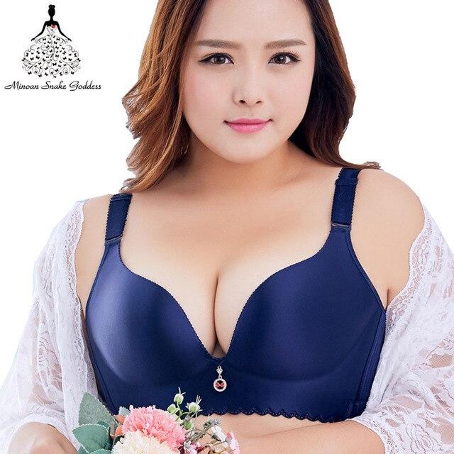 Push Up Soutian Sexy Femmes sous-vêtements Soutien-Gorge Plus La Taille de  Soutien aff234de9c0