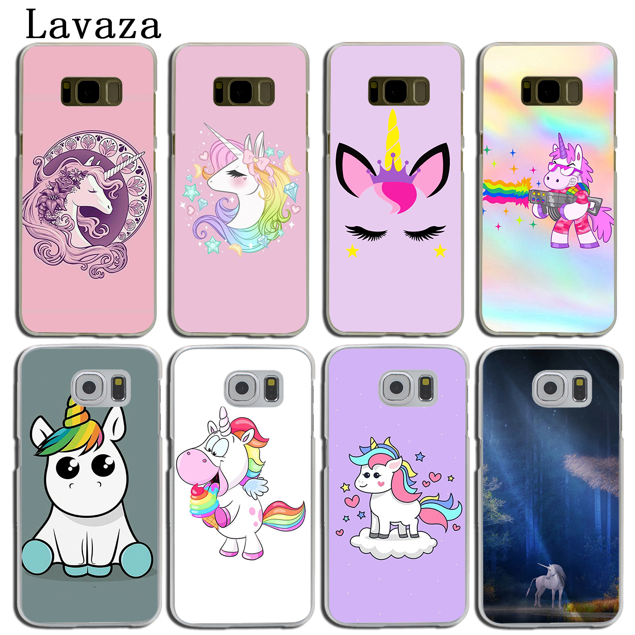 Lovely Unicorn Case - Samsung Galaxy S6