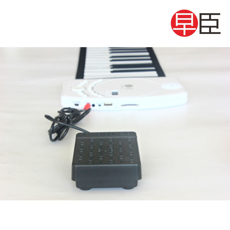 qualilty electronic piano keyboard sustain pedal synthesizers for for casio all roll up piano. Black Bedroom Furniture Sets. Home Design Ideas
