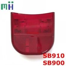 חדש מקורי SB900 מבזק כיסוי SB910 פלאש IR אינפרא אדום אדום כיסוי התמקדות פנל חלק עבור ניקון SB 900 SB 910 SS060 53