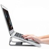 Tablet Laptop Stand Cooling Base Aluminum Alloy Notebook Cooling Stands For Pad Phone Bracket Tablet Support Cooler Holder