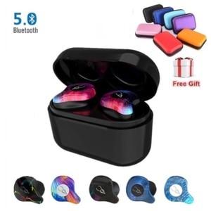 Image 1 - 2020 Mini Wireless Bluetooth Earphone Sabbat X12 Pro TWS 3D Earbuds Stereo Sound Invisible V5.0 Waterproof Earphone Headset