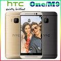 """M9 Разблокирована HTC ONE M9 Мобильный телефон Quad-core 5.0 """"сенсорный экран Android GPS WIFI 3 ГБ RAM 32 ГБ ROM Сотовые телефоны Бесплатная доставка"""