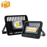 Светодиодный ландшафтный светильник AC220V 30 W 50 W 100 W прожекторная лампа COB IP65 Водонепроницаемый наружного освещения.