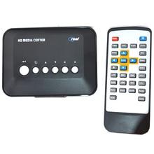HDD 720P HD Media Center RM/RMVB/AVI/MPEG TV Player With USB And SD/MMC Port