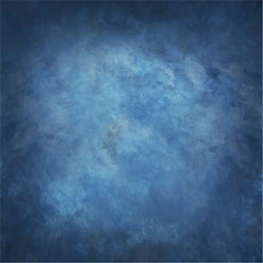 10X10Ft Dark Royal Blue Color Grunge Texture Wall Custom -5529