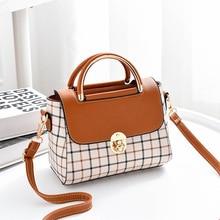 Luxury Women Leather Shoulder Bag