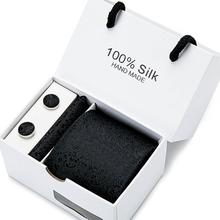 купить Gift For men New Floral men ties set Extra Long Size 145cm*8cm  Plaid Necktie Silk Jacquard Woven Neck Tie Suit Wedding Party по цене 489.71 рублей