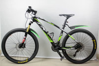 Complete Carbon MTB Double Disc Brake Bicycle 24S Carbon Mountain Bike With Different Groupset
