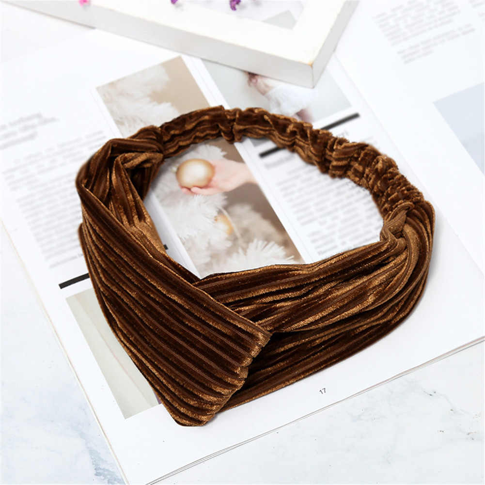 С эластичной поперечной бархат полосатые повязки на голову 2018 девочек головная повязка, аксессуары для волос, Черный повязки для волос с бантиками галстуком-бабочкой для детей женские головные уборы