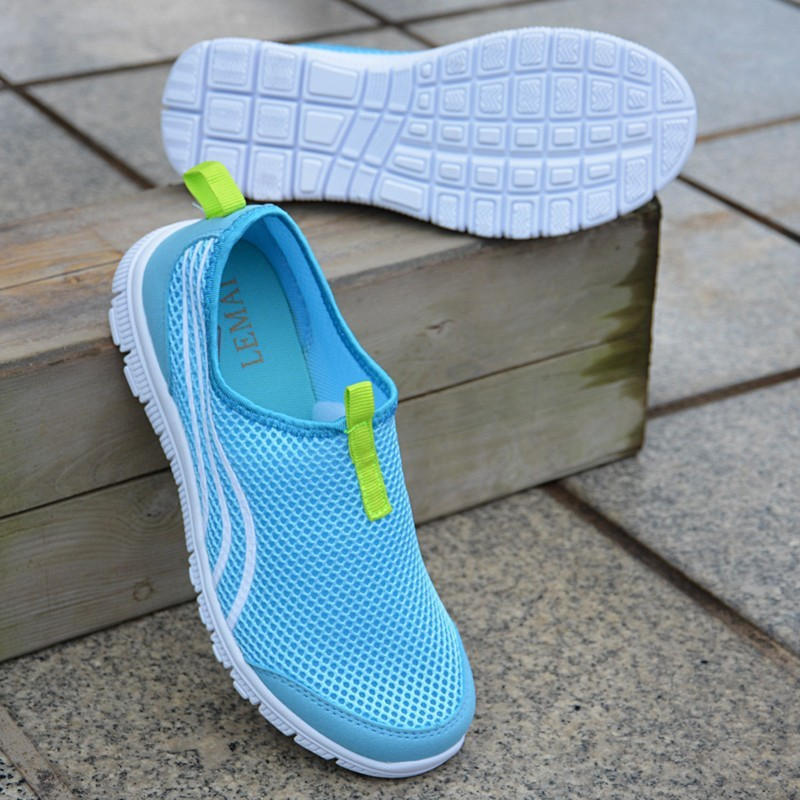 LEMAI New Trend Sneakers For Women Outdoor Sport Light Running Shoes Lady Shoes Breathable Mujer Zapatillas Deportivas fb001-7 19