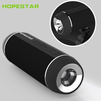 HOPESTAR P11 Altavoz Bluetooth impermeable al aire libre altavoces inalmbricos bicicleta porttil...