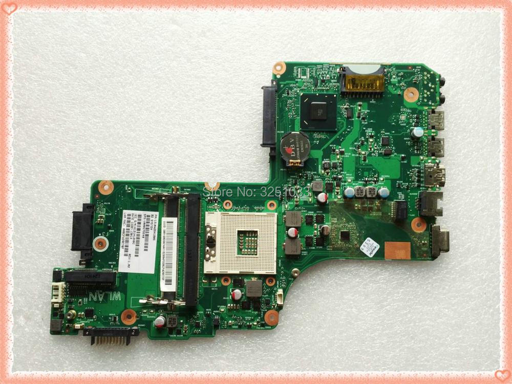 for Toshiba C850 C855 NOTEBOOK DK10F-6050A2541801-MB-A02 Laptop Motherboard PN 1310A2541805 V000275540 DDR3 100% Testedfor Toshiba C850 C855 NOTEBOOK DK10F-6050A2541801-MB-A02 Laptop Motherboard PN 1310A2541805 V000275540 DDR3 100% Tested