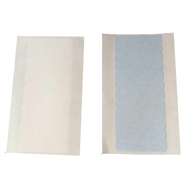 Hotsale Lichtblauw kleur Super hoge kwaliteit sterke dubbele tape haarverlenging tape haarverlenging tape