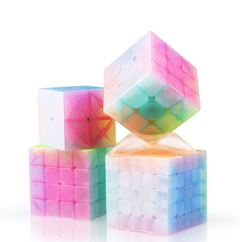 QIYI Neo Mini Speed Magic Cube X2 2x2x2 3x3x3 4x4x4 5x5x5 Magico Cubo Profession Puzzle Cubes Kinds Of  Cubos Education Toy Gift