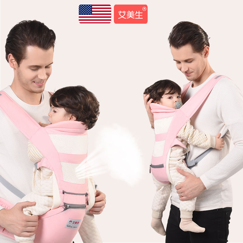 Cotton Breathable Ergonomic Kangaroos Carrying For Infant Baby,baby Carrier An Indispensable Sovereign Remedy For Home Backpacks & Carriers Activity & Gear