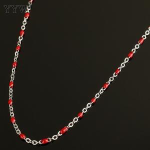 Image 3 - 10 m/Spool מתכת שרשרת עבור תכשיטי ביצוע נירוסטה שרשרת רול DIY שרשרת שרשרת צמידי תליון גברים נשים תכשיטים