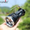 Фонарик YUPARD высокой мощности  супер яркий 5x XM-L2  светодиодный 7000 лм  светодиодный прожектор T6 18650  для рыбалки и кемпинга
