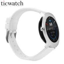 Ticwatch 2 GPS Smartwatch Dual Core 1.2GHz MT2601 smart watch BT4.1 512M RAM+4G ROM IP65 Waterproof Electronic Wrist Watches
