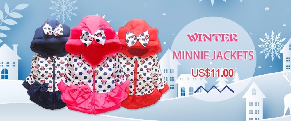 Crianças outerwear menino e menina inverno quente