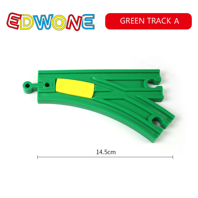 GREEN TRACK A