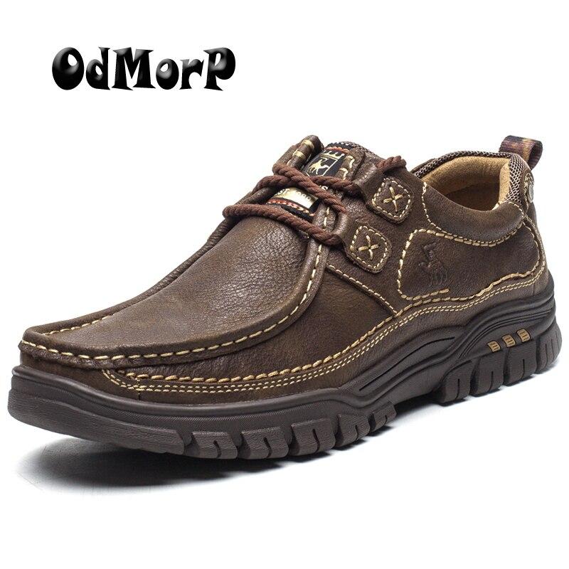 Men Shoes Genuine Les