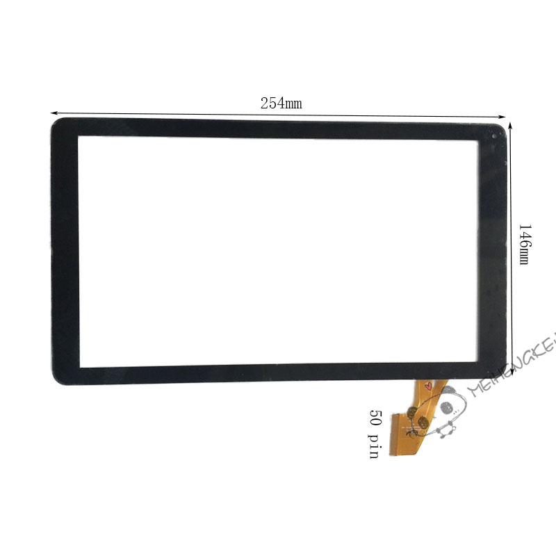New 10.1 inch Touch Screen Digitizer Glass For Nomi A10101 tablet PC Free shipping new 7 inch touch screen digitizer for for acer iconia tab a110 tablet pc free shipping