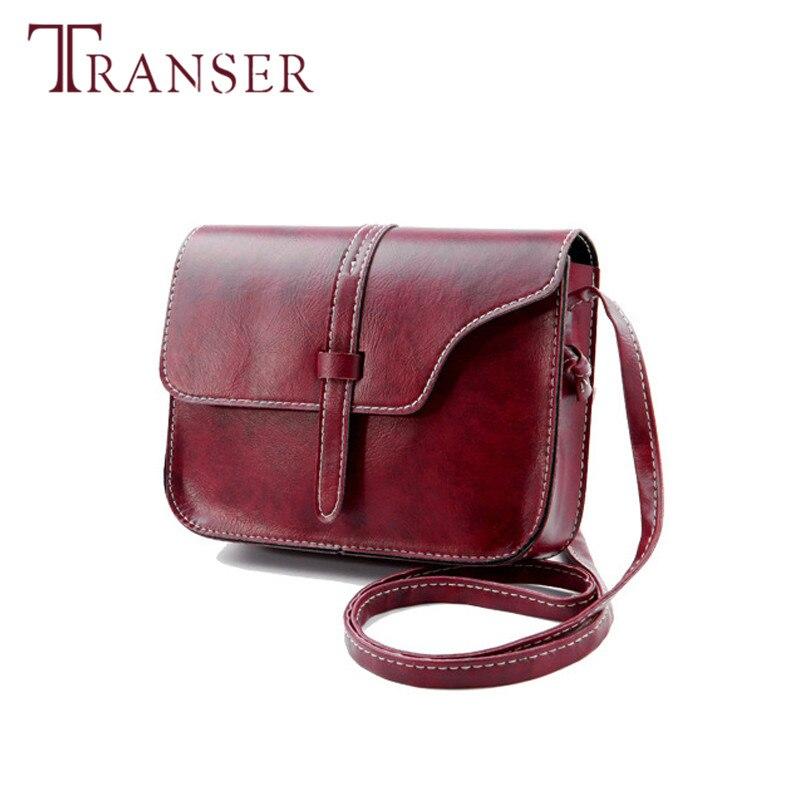 Women Faux Leather Cross Body Messenger Bag Shoulder Tote Satchel Handbag RE