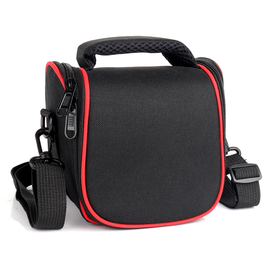 Digital Camera <font><b>Case</b></font> Shoulder Bag for Panasonic <font><b>LUMIX</b></font> FZ85 FZ83 FZ82 FZ80 FZ62 FZ60 FZ50 FZ45 FZ40 FZ30 FZ150 FZ100 TZ90 <font><b>LX100</b></font> image
