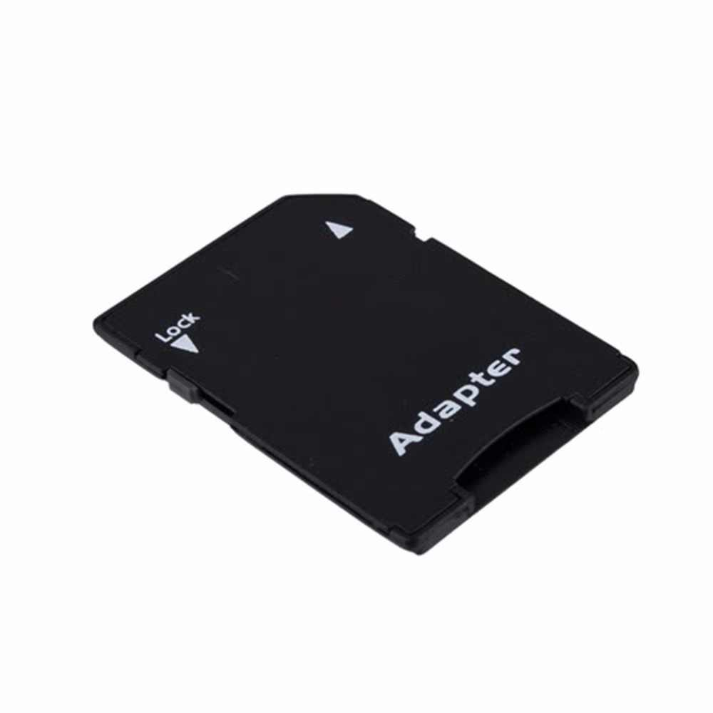 Lockable TF T-Flash Trans-flash Card to Memory Card Convert Adapter