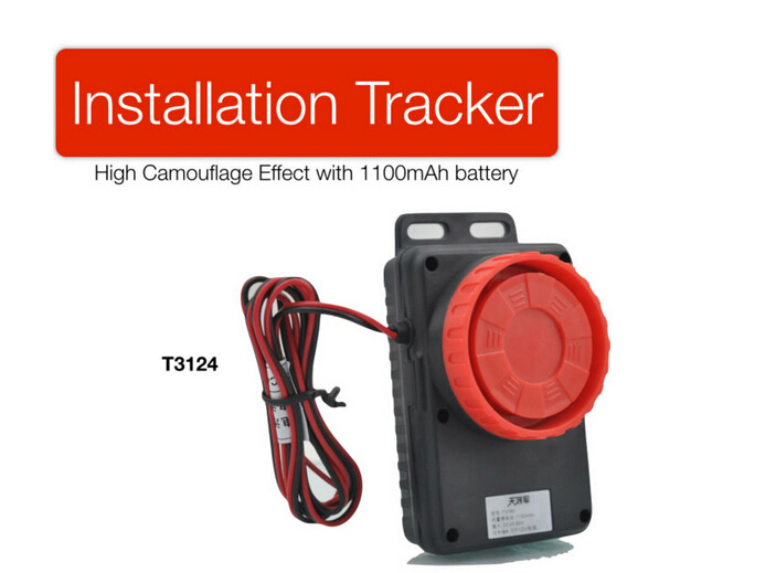 aloud speaker alarm for Mini GPS Tracking motorcycle with built in gps tracker anti theft vibration