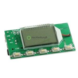 Image 4 - DSP PLL 87 108 液晶ディスプレイ FM ラジオワイヤレスマイクステレオトランスミッター/受信機モジュールベストセラーブランド新