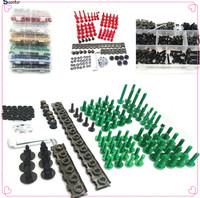 Motorcycle Accessories Fairing Body Bolts set Kit Fastener Clips Screw Nuts For Ducati 916 Diavel Ducati GT 1000 M900