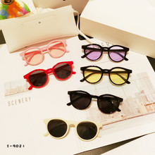 KOTTDO 2019 New Outdoor Sunglasses UV400 Boys Girls Cute Rou