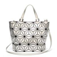2017 Fashion Bag Women Tote Bag Summer Geometric Hand Bags Bao Bao Handbag Ladies Famous Brands