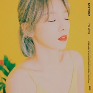 GIRLS GENERATION TAEYEON VOL 1 ALBUM - MY VOICE (FINE VER) Release Date 2017.03.02 exo 4th album repackage the war the power of music chinese ver korean ver 2 version set release date 2017 09 06